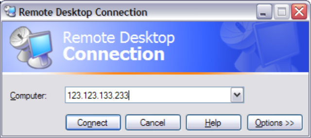 how to remotely connect to ubuntu server from windows